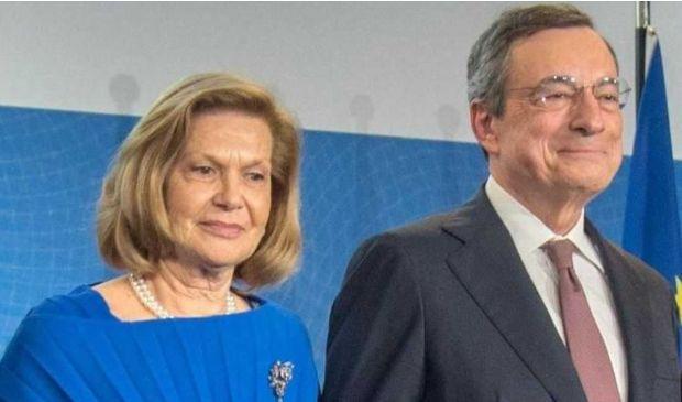 Maria Serena Cappello: chi è, età della moglie di Mario Draghi