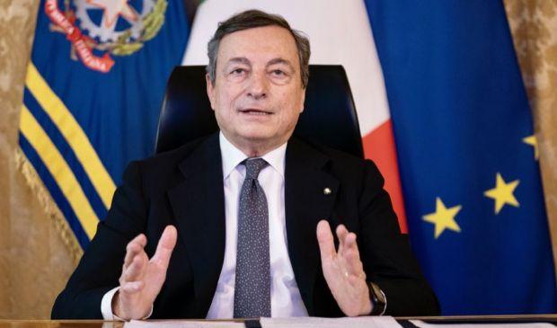 Domani venerdì 19 marzo 2021 prima conferenza stampa di Mario Draghi