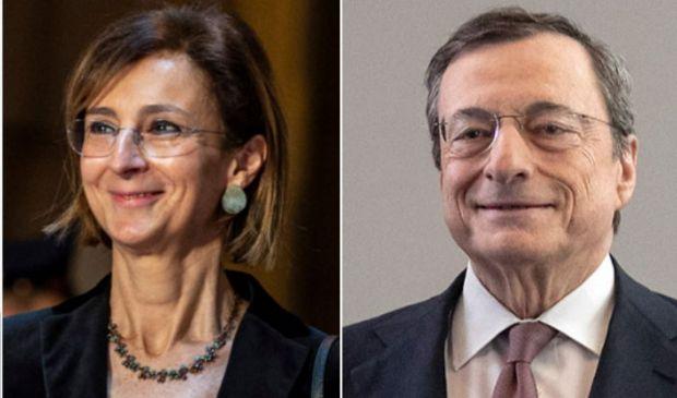"""Le """"donne di Draghi"""": i possibili nomi """"rosa"""" del nuovo esecutivo"""