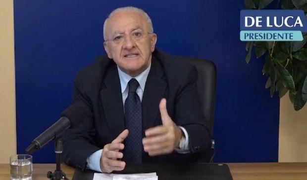 Elezioni regionali 2020 Campania: De Luca nuovo Presidente con il 69%
