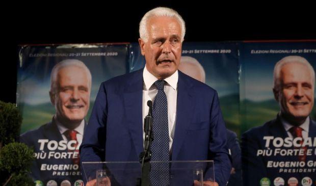 Elezioni regionali 2020 Toscana: Eugenio Giani è il nuovo Presidente