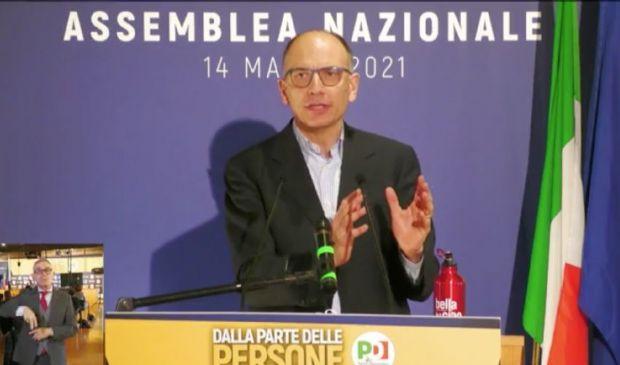"""Pd, Letta è il nuovo segretario: la sua sfida per un """"nuovo partito"""""""