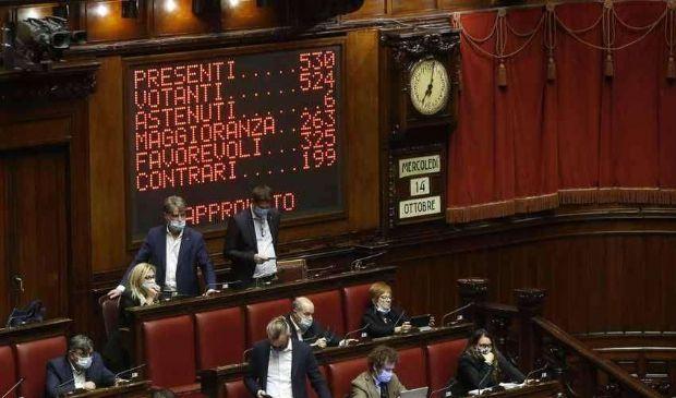 Da Camera e Senato via libera a Nadef e scostamento di bilancio