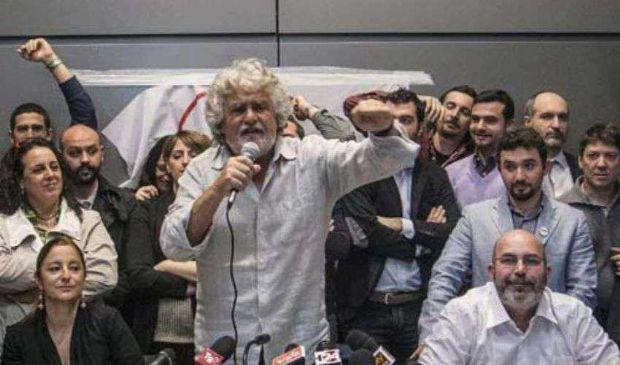 Beppe Grillo Movimento 5 Stelle: com'è cambiata la politica nel 2018