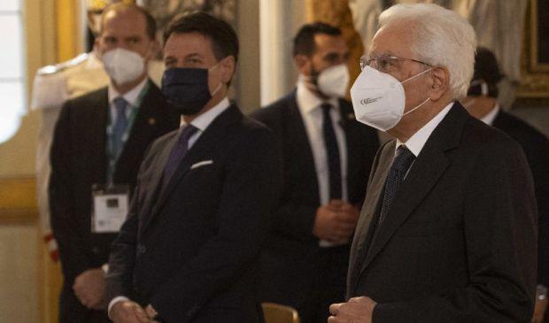 Conte, incontro con Mattarella al Quirinale: «Una crisi? Spero di no»