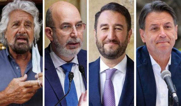 M5S spaccato: la rivolta contro Grillo e il partito di Conte