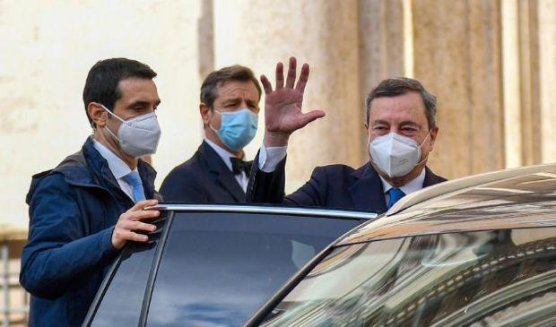 Draghi in Libia, prove per ridare all'Italia un ruolo da protagonista