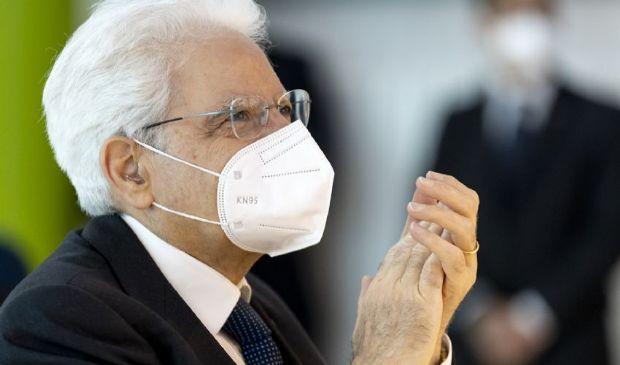 """Mattarella esclude il bis: """"Tra 8 mesi il mio mandato termina"""""""