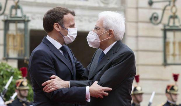 L'Italia, la Francia e la nuova 'pace' che unisce i due Paesi
