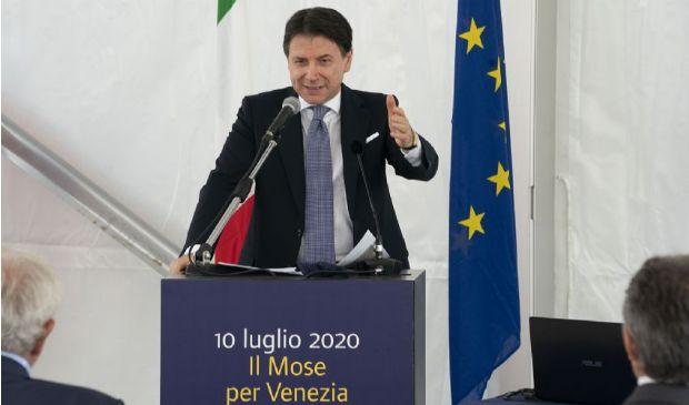 Mose Venezia: oggi il test generale sulle paratie mobili