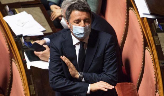 """Palazzo Chigi: """"Se Renzi si sfila, impossibile nuovo esecutivo con Iv"""""""