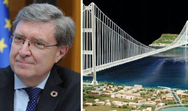 Ponte sullo Stretto, Giovannini: studio fattibilità in primavera 2022