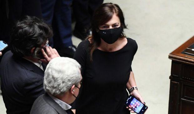 Renata Polverini, vota sì alla fiducia a Conte e lascia Forza Italia