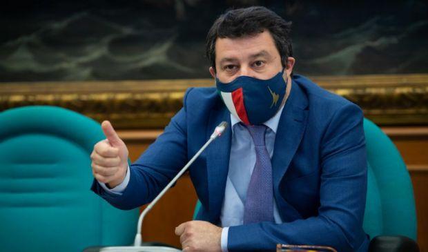Salvini contro Speranza, il gioco delle parti che piace al leghista