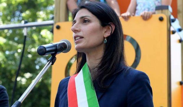 Virginia Raggi si ricandida a sindaco di Roma per il secondo mandato