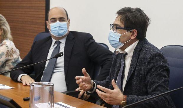 Inchiesta nomine Asl: Zingaretti indagato per abuso d'ufficio