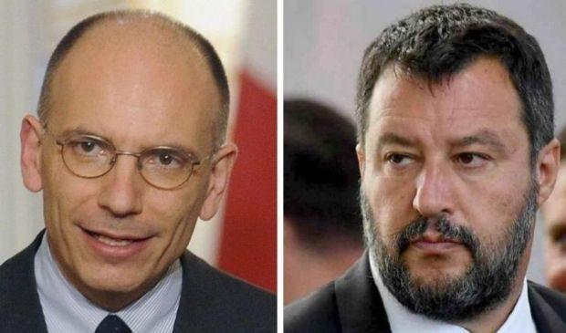 Zona gialla da oggi, ristoranti e coprifuoco: scontro Letta-Salvini