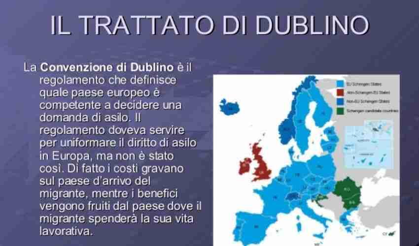 Trattato di Dublino 3: firmatari in Italia, cos'è e cosa prevede