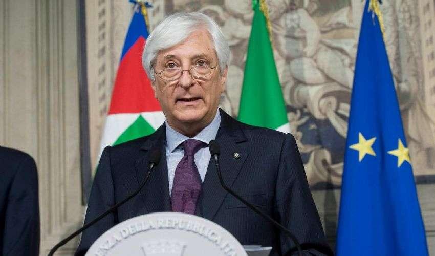 Ugo Zampetti: biografia stipendio, pensione, cv e il Quirinale