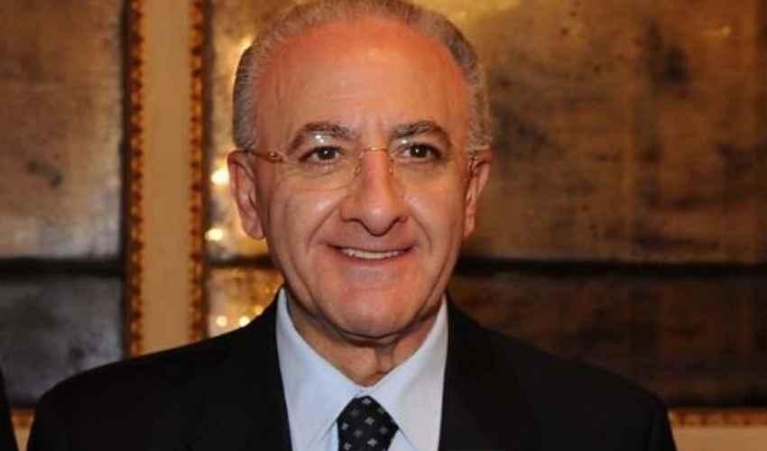 Vincenzo De Luca biografia 2018 del Presidente della Regione Campania