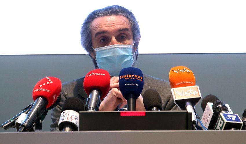 Lombardia contro la zona rossa: oggi la riunione del Tar del Lazio