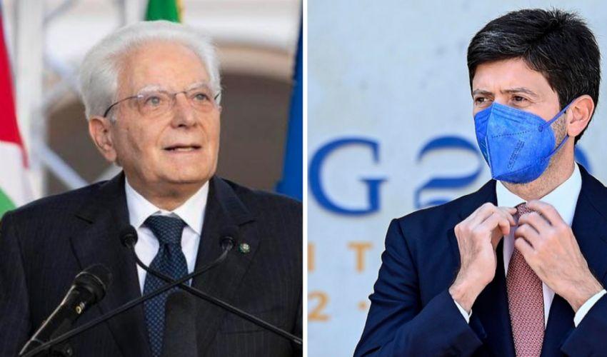"""G20 della Salute, Mattarella: """"Vaccino è un dovere civico e morale"""""""