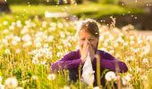 Calendario pollini 2021: sintomi, durata, rimedi e allergia al polline