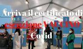 Certificato esenzione vaccino anti-covid: chi può averlo e come fare