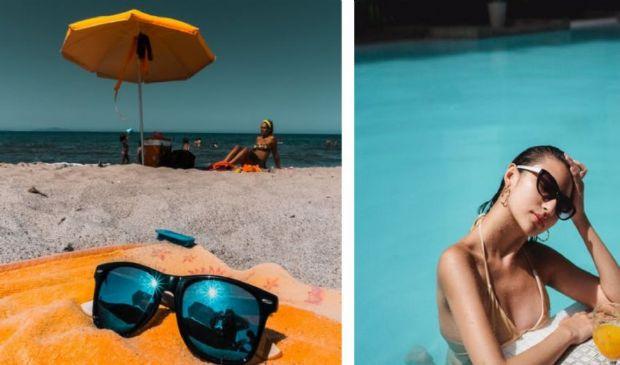 Occhiali da sole estate 2021: scegliere quelli giusti per mare e sole