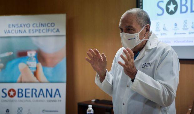 """Vaccino covid cubano """"Soberana 02"""": gratis a popolazione e turisti"""