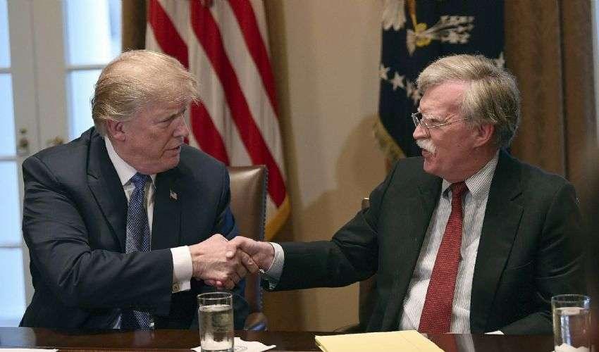 John Bolton e gli errori da non fare da consigliere di Trump