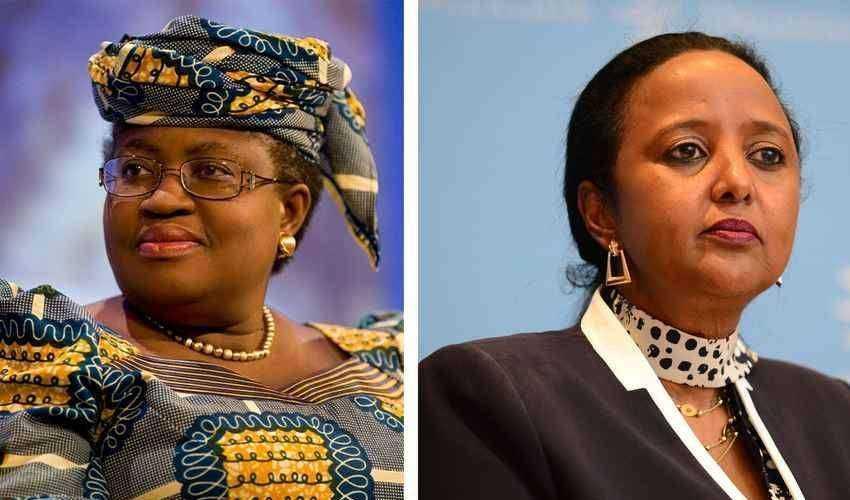 Due donne africane si contendono la guida dei commerci mondiali
