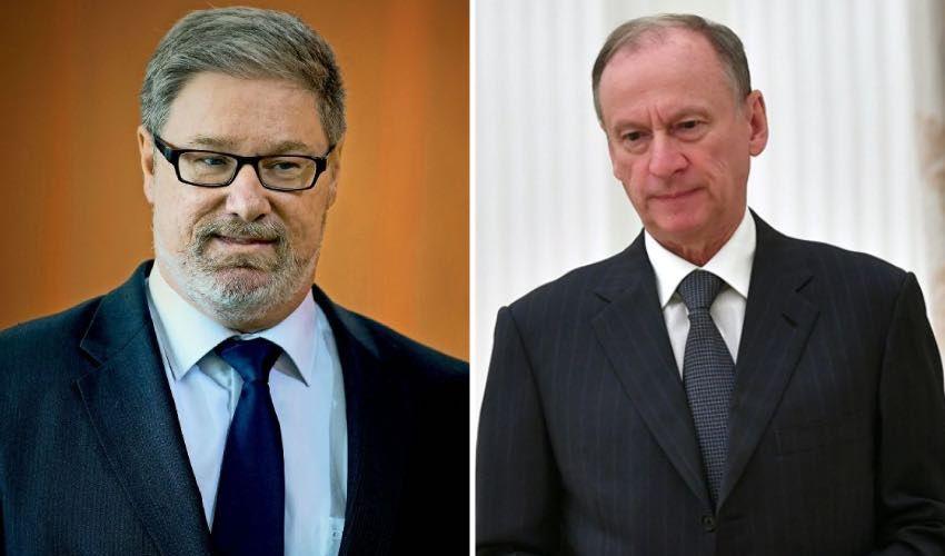 """Roller e Patrushev, gli """"avatar"""" di Merkel e Putin nella politica"""