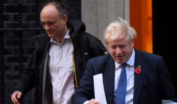 Cosa consiglierà Cummings a Boris Johnson all'undicesima ora?