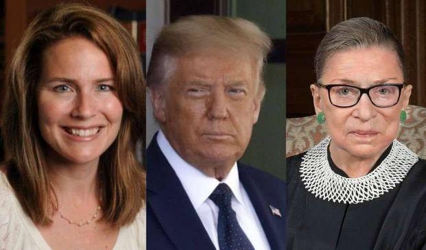 Ginsburg non è facile da sostituire: Trump ci prova con Coney Barrett