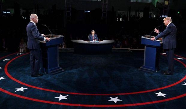 1° confronto tv, vince Biden 2 a 1 ma la corsa con Trump resta incerta