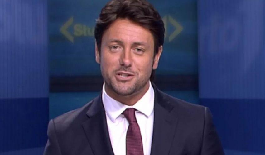 Chi è Andrea Giambruno, il giornalista compagno di Giorgia Meloni