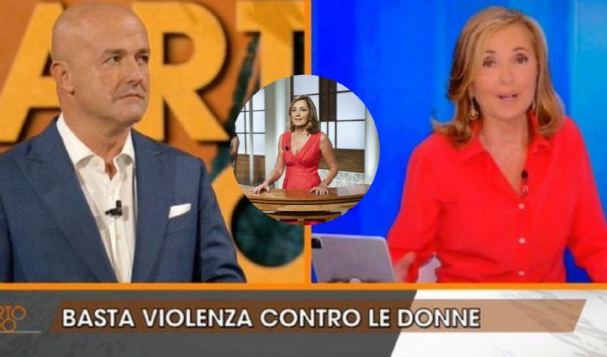 """Barbara Palombelli """"Io vittima di una diffamazione senza precedenti"""""""