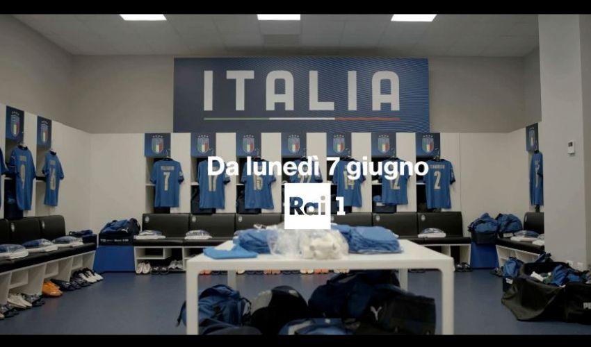 """Calcio: """"Sogno Azzurro"""", nuova docu-serie Rai dal 7 al 10 giugno"""