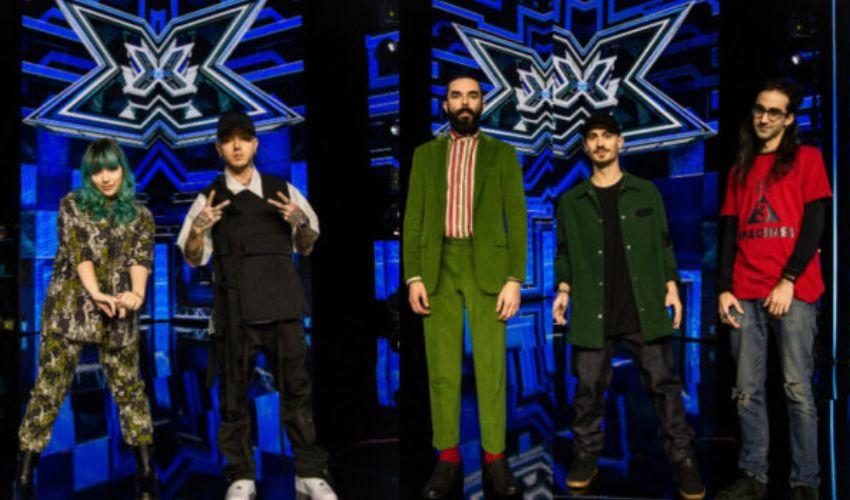 Finalisti X Factor: Blind Casadilego NAIP e Little Pieces of Marmelade