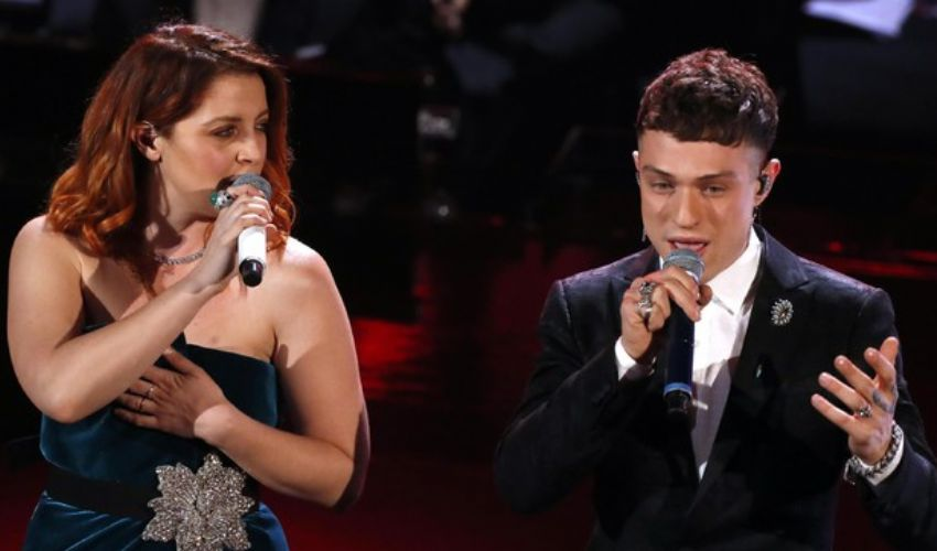 Covid Sanremo, Irama salta la prima serata e viene sostituito da Noemi
