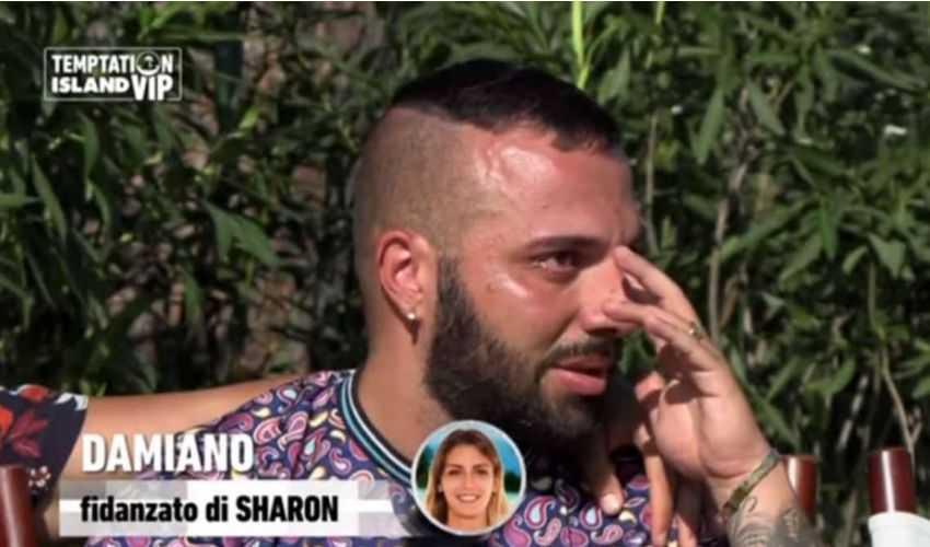 Damiano Er Faina: età altezza, biografia, Sharon Temptation Island vip