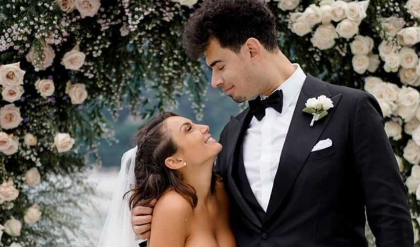 Elettra Lamborghini matrimonio con Afrojack, esclusiva Verissimo