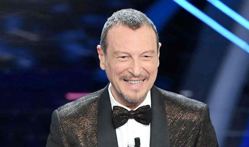 Sanremo 2021, Amadeus: «Sarà un festival di una piccola rinascita»