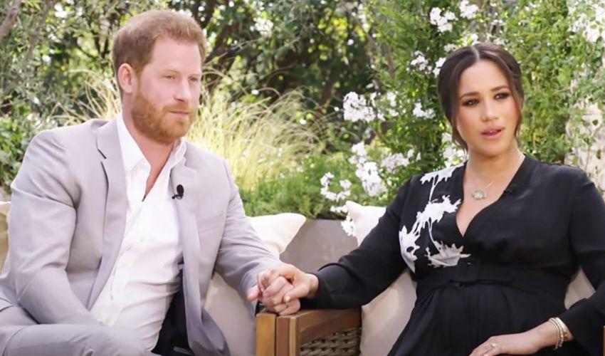 Harry, Meghan e l'intervista a Oprah in cui nessun tema è off limits