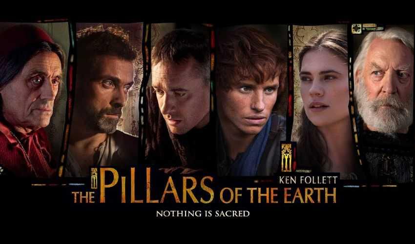 I Pilastri Della Terra: trama mini serie tv, cast e personaggi