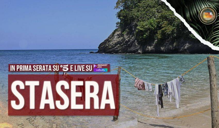 Isola dei Famosi 2021, 29 aprile: Ignazio Moser, ultime news, chi esce
