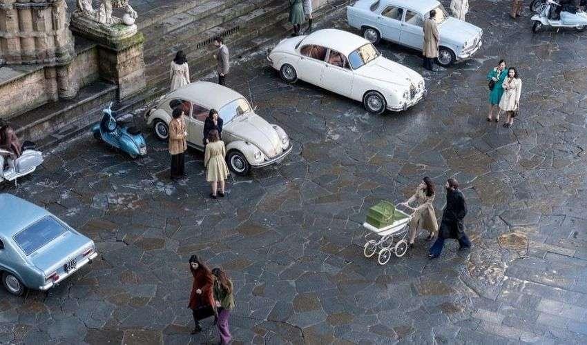 L'Amica geniale 3, al via le riprese: Firenze torna negli anni '70