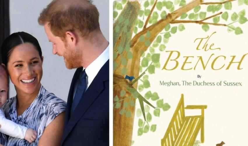 """Meghan Markle, a giugno uscirà il suo primo libro """"The Bench"""""""