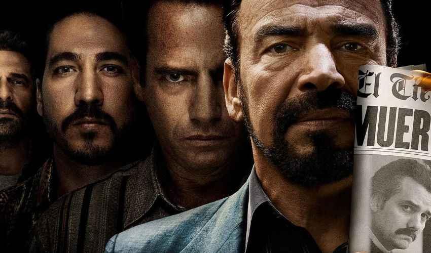 Narcos 3 e 4 Netflix: serie tv, trama personaggi, cast e storia